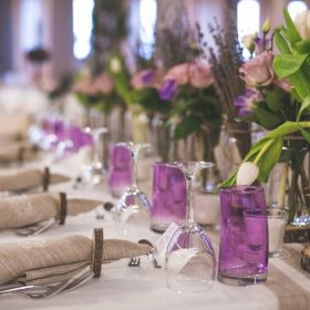 Lavender Wedding in Xanthi